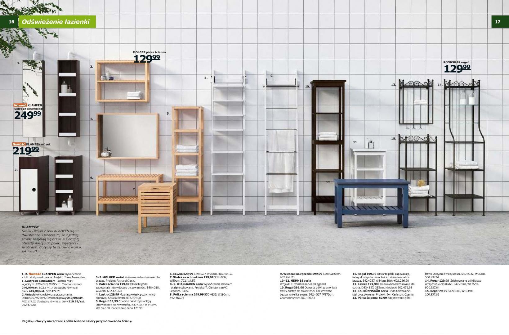 Ikea Najnowszy Katalog łazienki 2014 Galeria