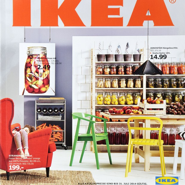 IKEA: najnowszy katalog 2014, zobaczcie, co nowego