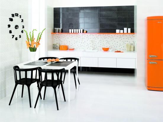 Kuchnia Z Odrobiną Pomarańczy Zobacz Najciekawsze Wnętrza