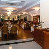 Hotel***** Prezydent, Krynica Zdrój, restauracja.