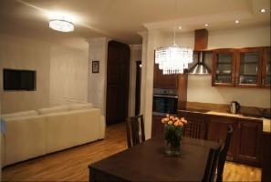 Apartament Szafiarnia - kuchnia.