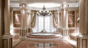 Każdy marmur ma zawsze niepowtarzalny wzór. Nawet, jeśli pochodzi z tej samej kopalni! Jest idealny do łazienek. Ponosi estetykę i prestiż realizacji. Bo to materiał luksusowy.