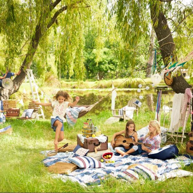 Ogród w stylu country.  Najpiękniejsze pomysły na lato
