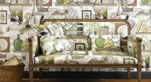 Najnowsza kolekcja tkanin i tapet marki Manuel Canovas skupia w sobie dwie przeciwstawne serie. Zarówno ta w intensywnych barwach, ozdobiona etnicznymi wzorami jak i elegancka, bazująca na starodawnych rycinach nadadzą wnętrzu wyj�