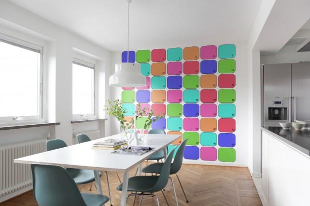 Ściany w kuchni. Wykończ je efektowną tapetą