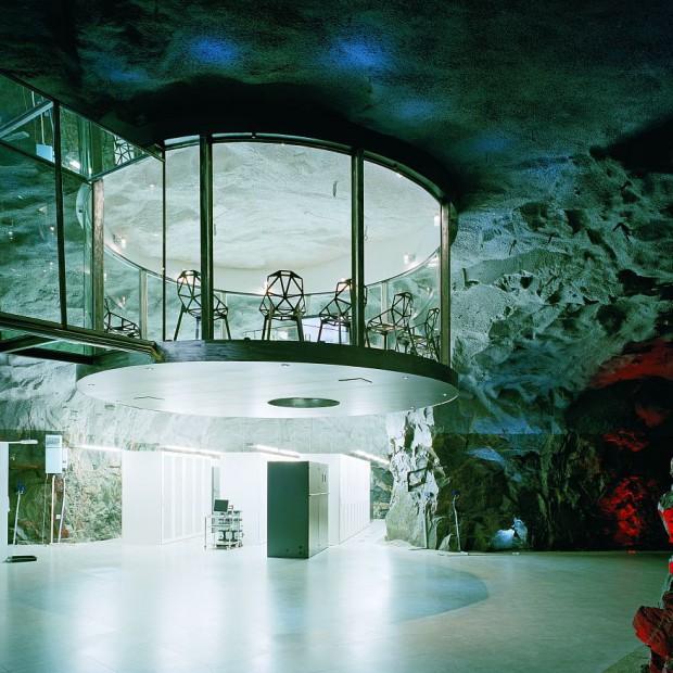 Biuro czy tajne laboratorium Jamesa Bonda?