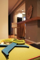 Mieszkanie na osiedlu Retkinia, kuchnia.
