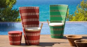Są praktyczne, wygodne i baaardzo kolorowe. Krzesła ogrodowe w intensywnych barwach ożywią każdą przestrzeń. Poza tym doskonale sprawdzą się zarówno na tarasie, jak i na balkonie.