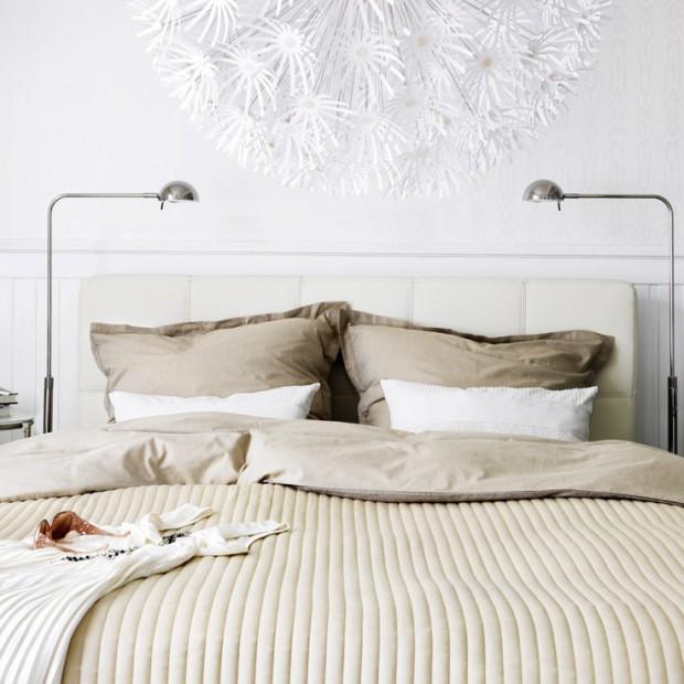 Lampa podłogowa w sypialni. Zobacz inspirujące aranżacje w różnych stylach