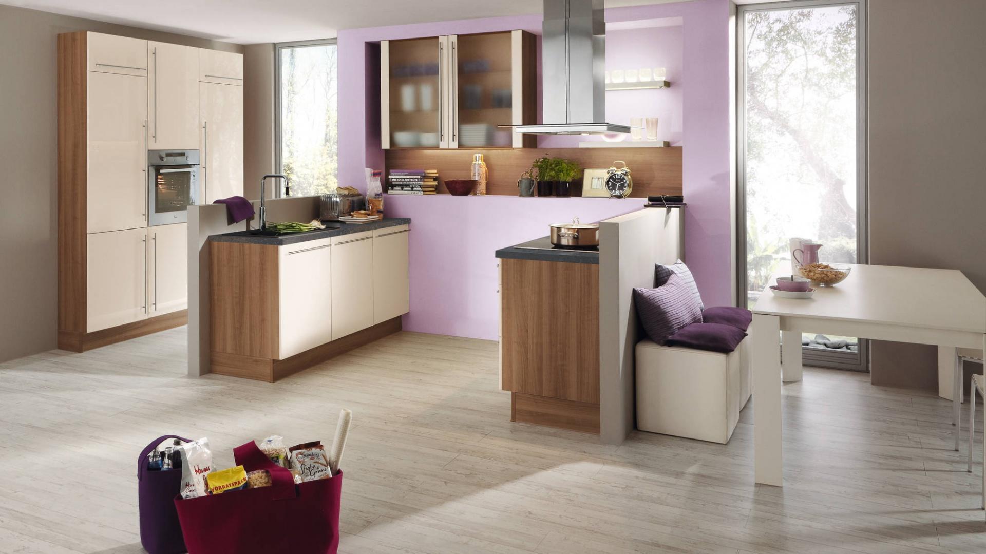 Kolor W Kuchni Wybierz Modny Fiolet Najpiękniejsze Wnętrza