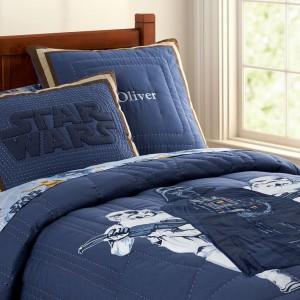 Pościel Star Wars  produkowana na licencji Lucasfilm. Fot. Lucasfilm.