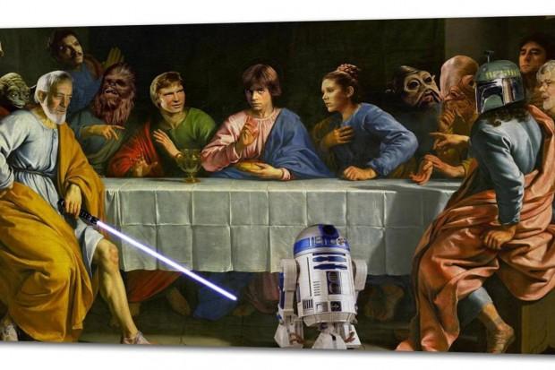 Jesteś miłośnikiem przygód Luke'a Skywalkera i Hana Solo? To propozycje właśnie dla ciebie - przedstawiamy galerię pomysłów dla domu inspirowanych światem Gwiezdnych Wojen.