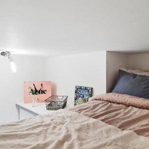 Niewielka, ale wygodna sypialnia. Fot. Stadshem.