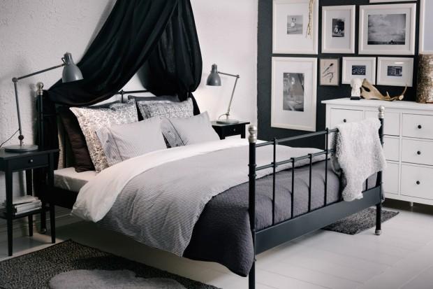 Polecamy meble do sypialni: kute i metalowe łóżka