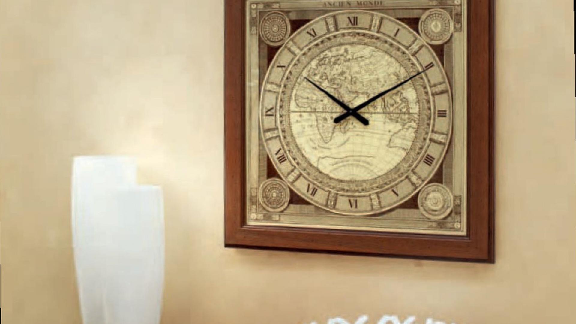 Zegary ścienne Piękne Modele Z Włoch