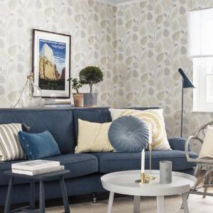 Kolekcja tapety Decorama z roślinnymi wzorami. Fot. Eco Wallpaper.