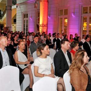 Gala finałowa Vasco Integracja zgromadziła wielu gości. Fot. materiały Vasco.