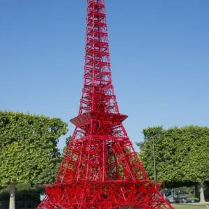 Wieża Bistro ma prawie 13 metrów wysokości. Fot. Fermob.