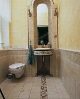 Apartament Kobiałka, łazienka.