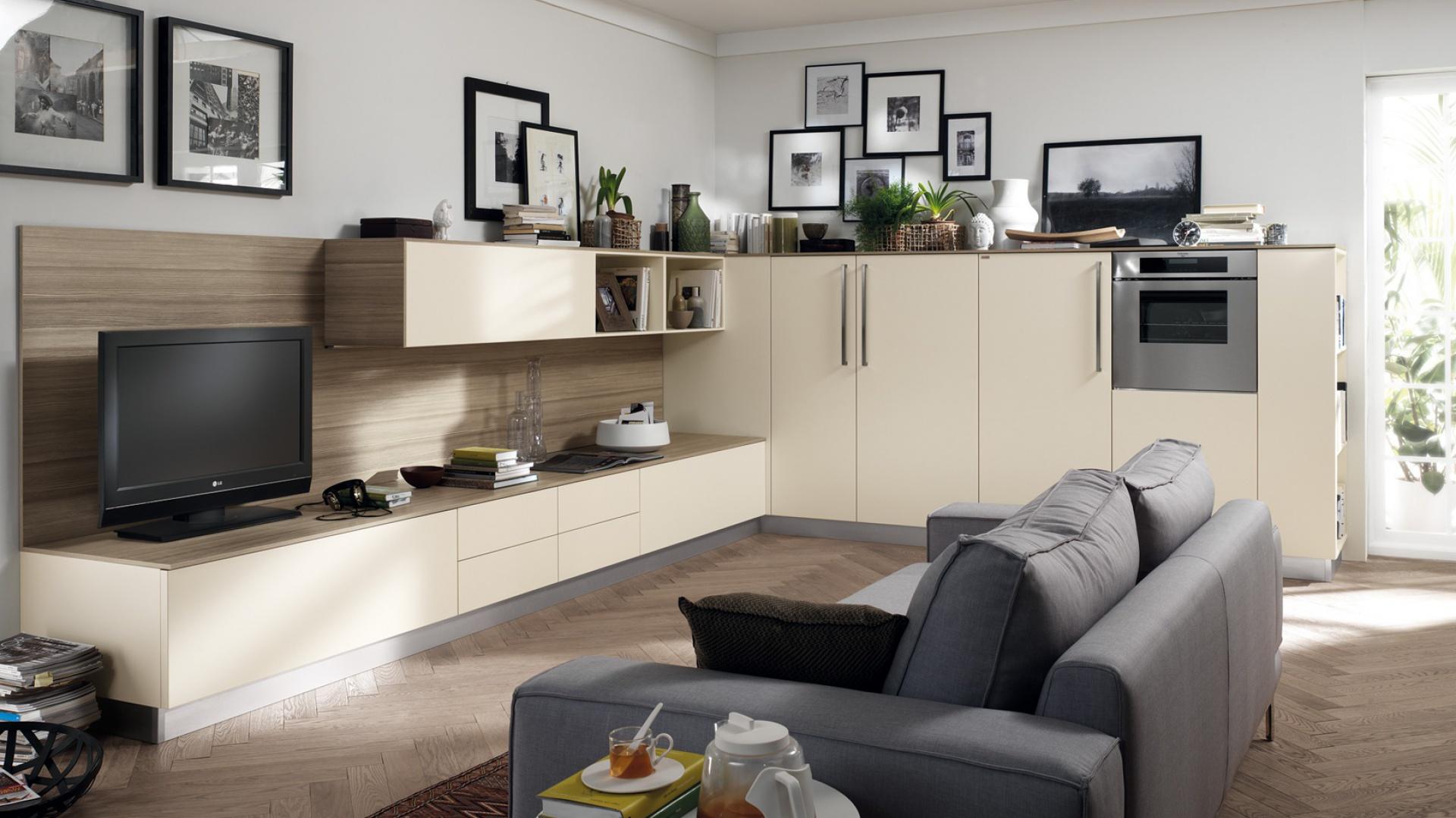 Jak Urządzić Salon I Kuchnię W Jednym Pomieszczeniu