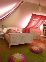 Dom Tancerzy, pokój dziecięcy.