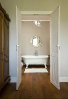 Pastelowy Wilanów, łazienka.