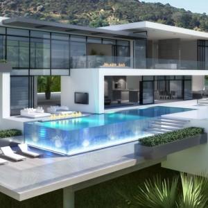 Nowoczesna posiadłość nad oceanem. Na sprzedaż - Primeland Real Estate. Fot. Primeland Real Estate.