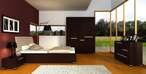 Nowa sypialnia marki Vivo zaprojektowana przez Studio Kreska.