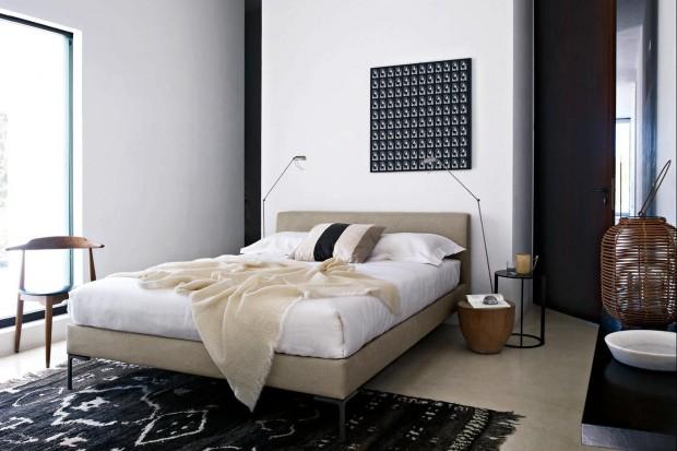 Antonio Citterio. Wyjątkowe łóżka od włoskiego projektanta
