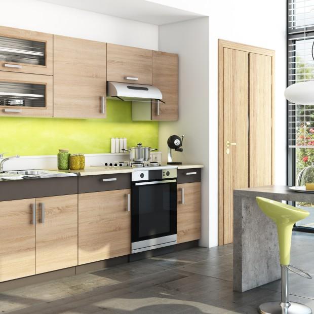 Kuchnia w małym mieszkaniu. Jak mądrze ją urządzić?