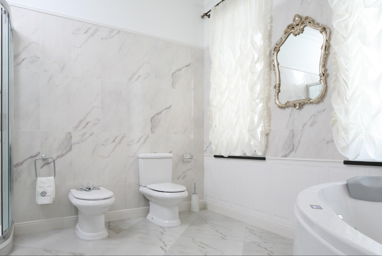 łazienki W Klasycznym Stylu Tak Mieszkają Polacy Galeria