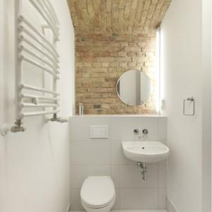 Mieszkanie w piwnicy – łazienka