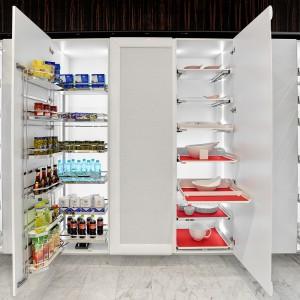 Rozwiązania dostępne w nowym salonie firmy Peka.