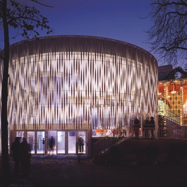Historia wpleciona w nowoczesność. Tivoli Concert Hall w Kopenhadze