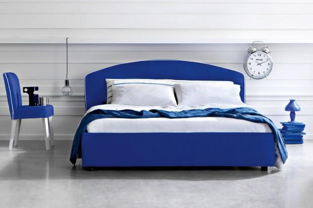 Letti & Co: zobacz projekty łóżek prosto z Włoch