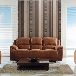Dość często spotykane ustawienie foteli po obu stronach kanapy. Fot. Istikbal.