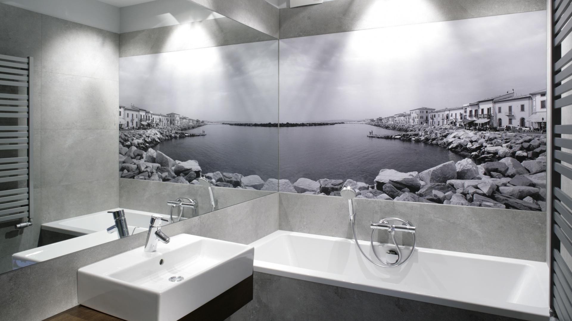 łazienka W Szarym Kolorze Zobacz Jak Ją Urządzić