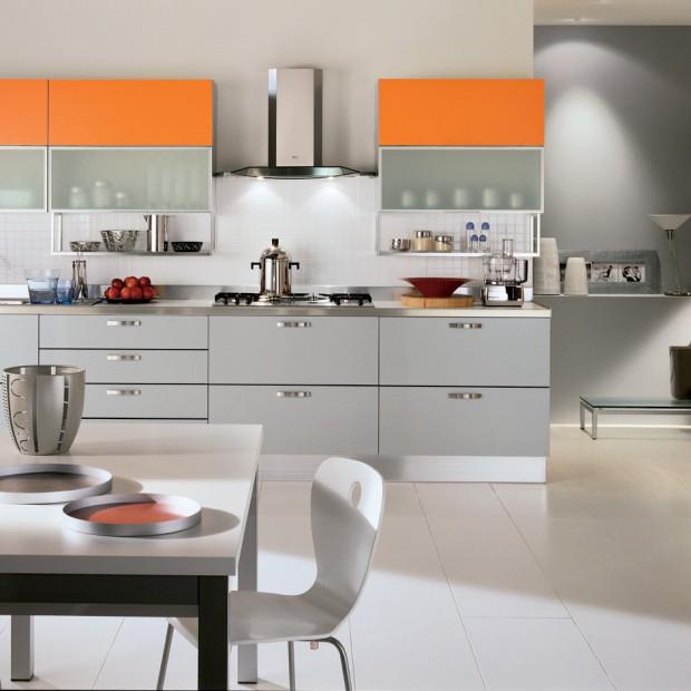 Kolor w kuchni. 12 najciekawszych pomysłów na meble kuchenne