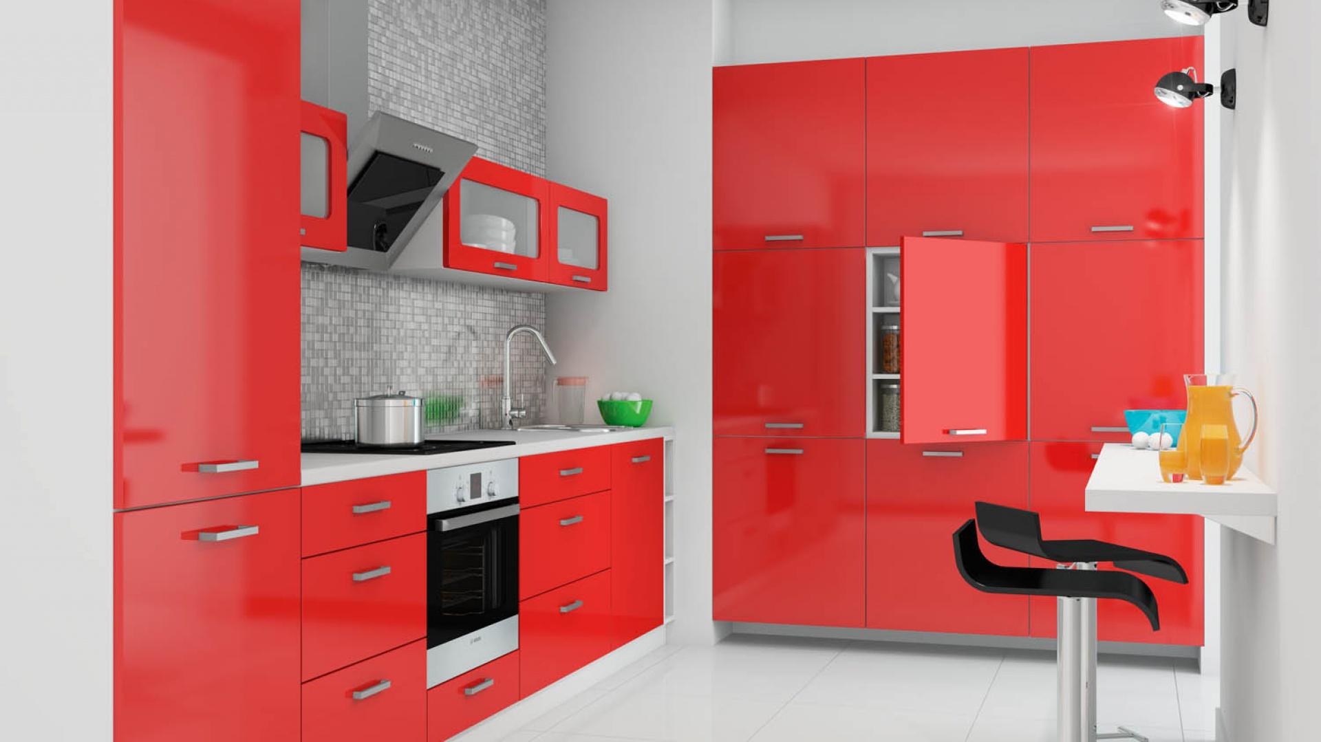 Kolor W Kuchni 12 Najciekawszych Pomysłów Na Meble Kuchenne