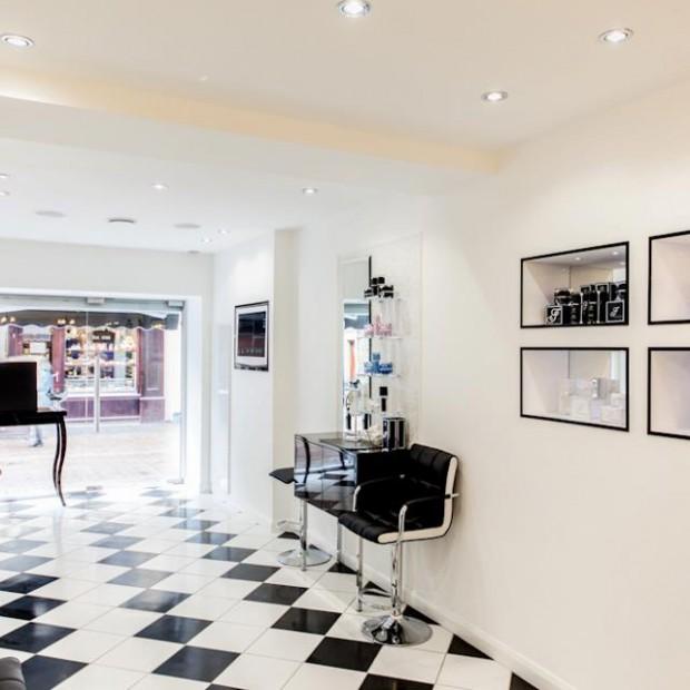 Pracownia Michel Design zaprojektowała sklep w Edynburgu