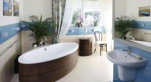 Swobodna, bezpretensjonalna, a przede wszystkim niezwykle relaksująca – taka może być każda łazienka. Wystarczy odpowiednio dobrany motyw przewodni, a wykreujemy niepowtarzalne, pełne światła wnętrze, przywodzące na myśl wakacje, wodę i sło