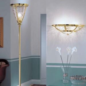 Kryształowe oświetlenie z serii Grand Hotel. Fot. Possoni.
