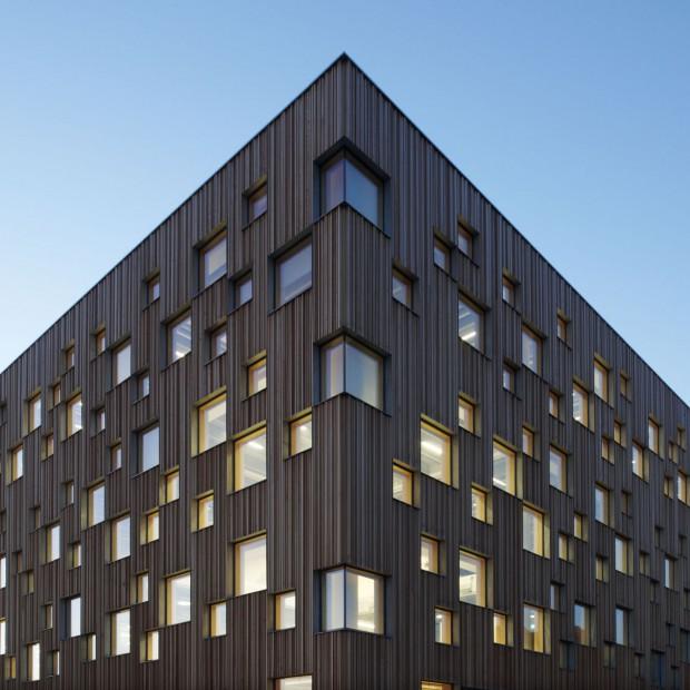 Szwedzka szkoła stylu. Umea School of Architecture