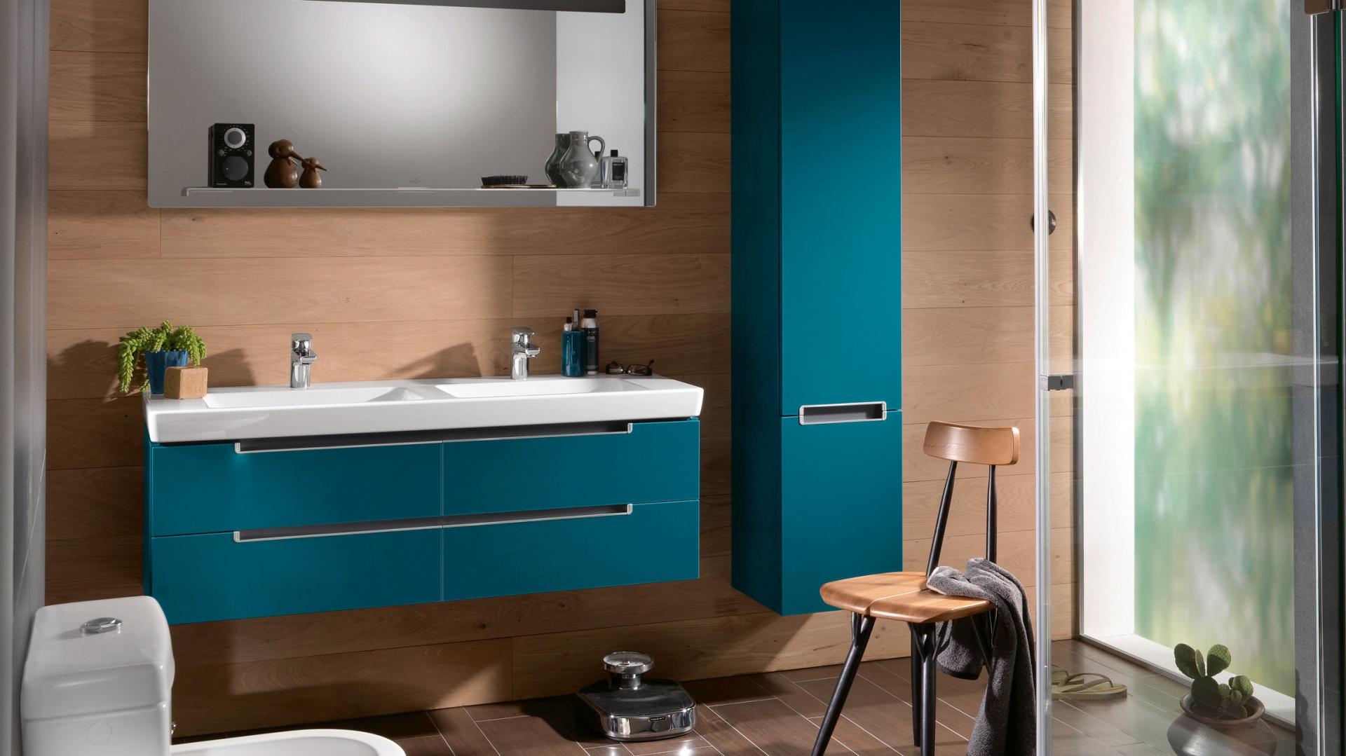 Kolorowe Meble W łazience 12 Pomysłów Prosto Z Polskich Sklepów