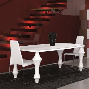 Podświetlane schody w nowoczesnej stylistyce. Fot. Ebano Design.