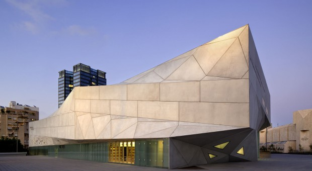 Modernizm lubi barok. Muzeum Sztuki w Tel Awiwie-Jafie