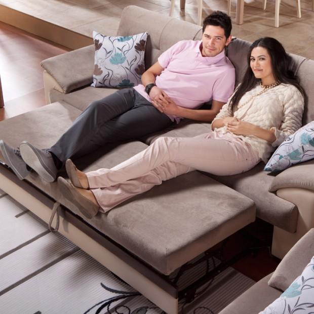 Rozkładana kanapa: mebel, który musisz mieć! Najlepsze pomysły