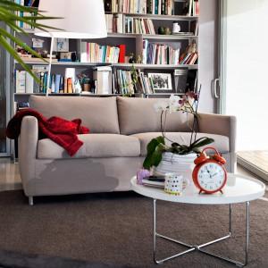 Dwuosobowa sofa Eddie marki Calligaris. Fot. Calligaris.