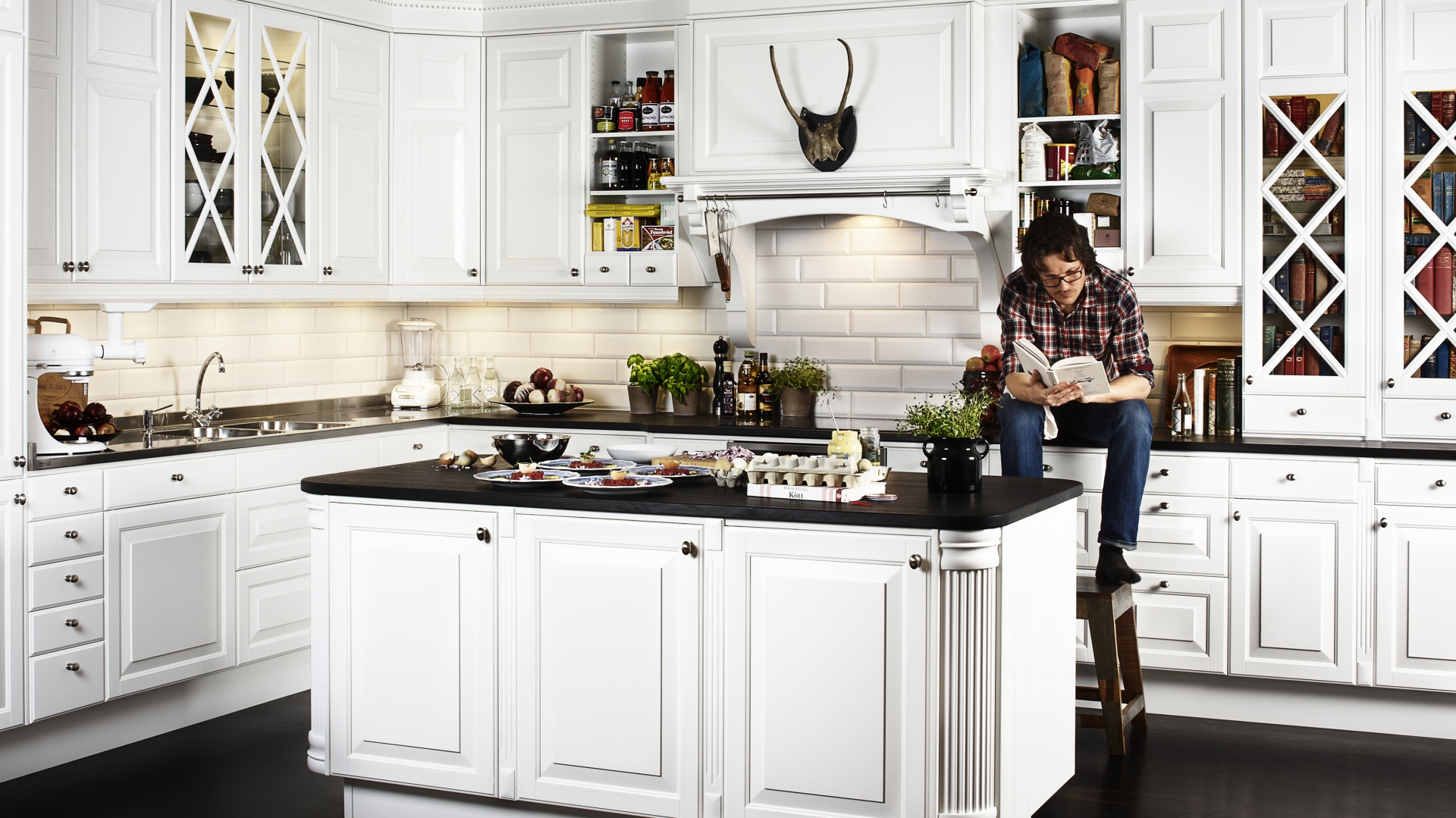 Biała Kuchnia 15 Najciekawszych Aranżacji W Klasycznym Stylu