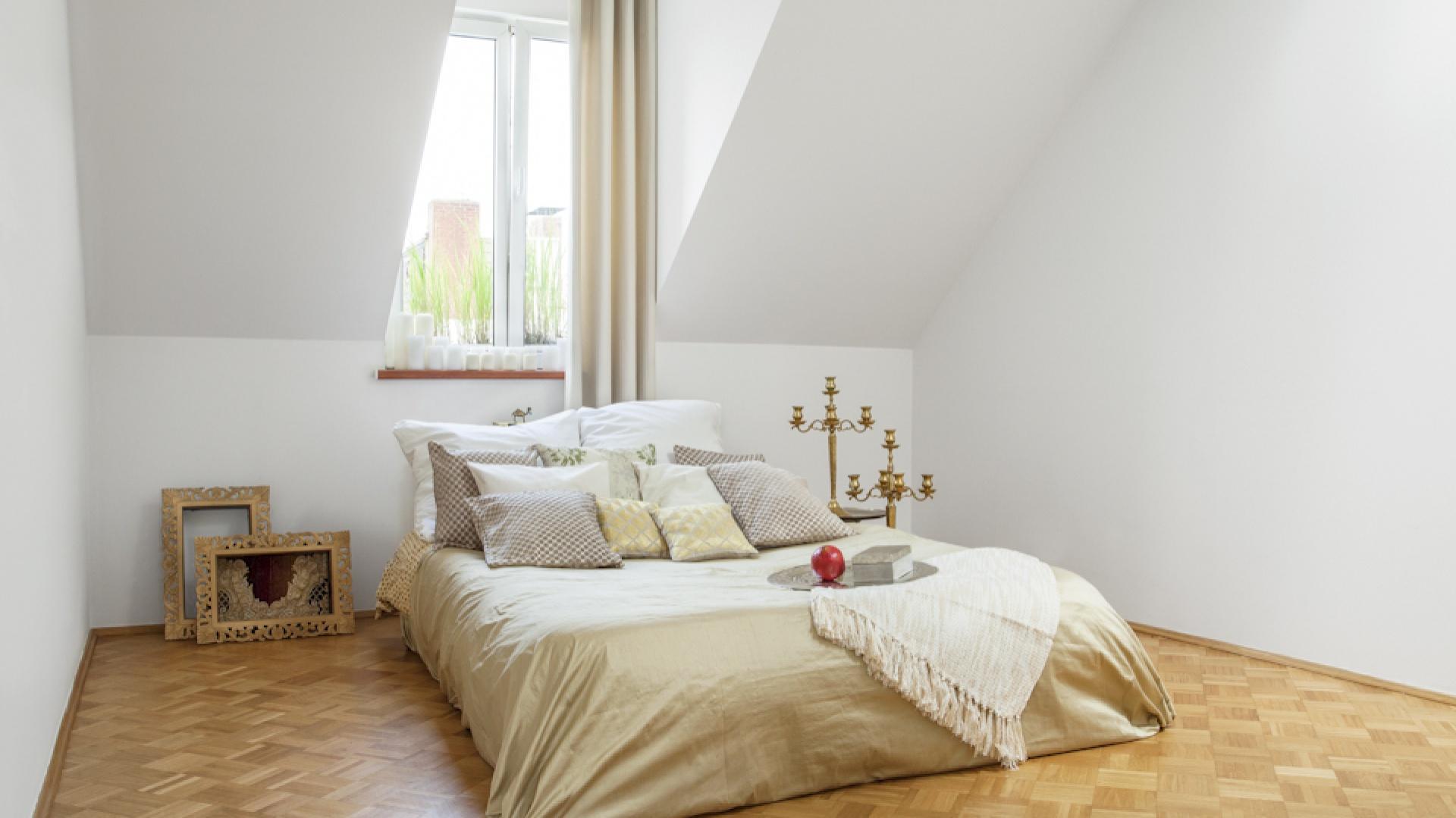 Sypialnia Na Poddaszu Zobacz 12 Ciekawych Aranżacji